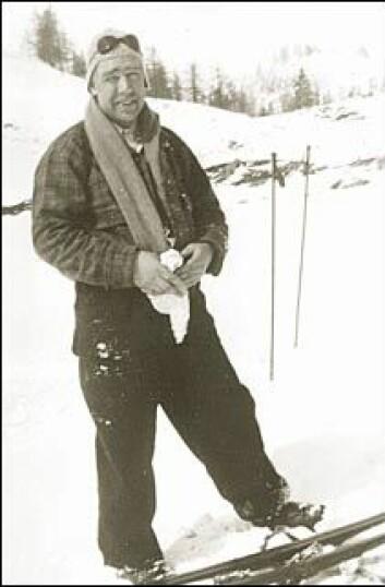 """Fysikkens nest viktigste skitur."""