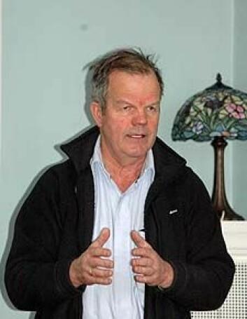 """""""De tyske rapportene kan gi en større forståelse for maktkampen mellom nazistene, mener Stein Ugelvik Larsen."""""""