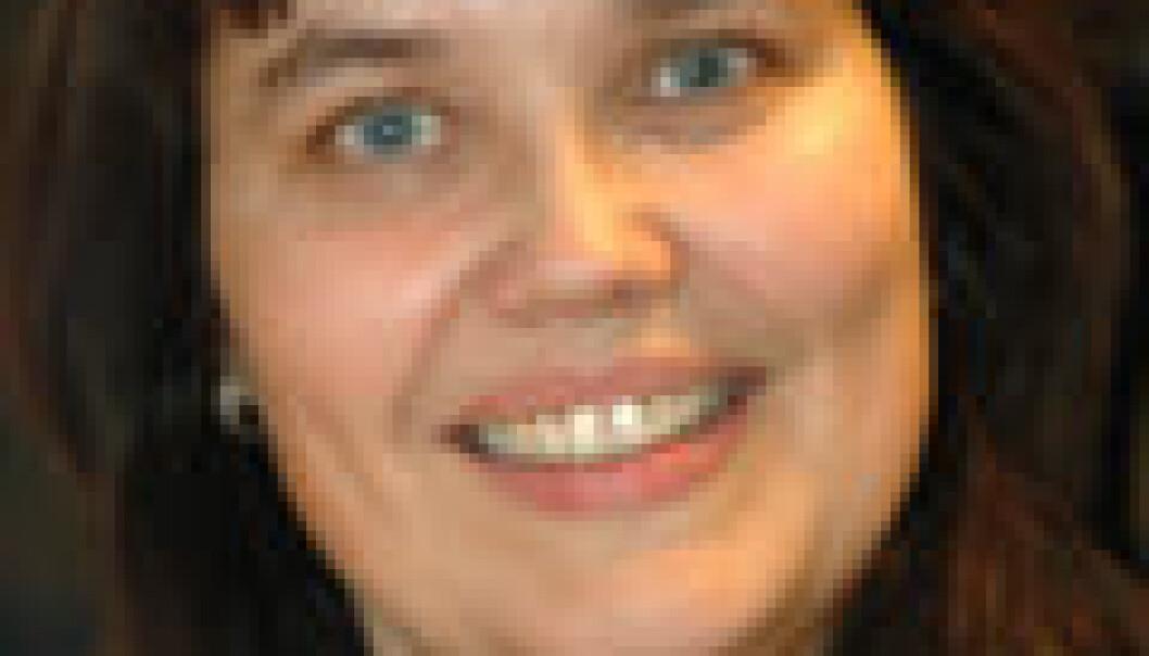 """""""Kristin Hagen er daglig leder av NoTa-prosjektet på Universitetet i Oslo. (Foto: UiO)."""""""
