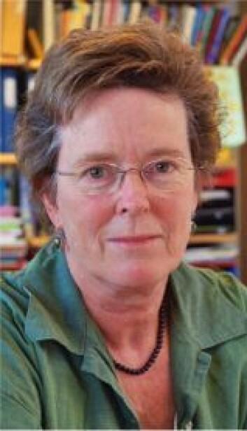 """""""Beatrice Halsaa er professor på Senter for tverrfaglig kjønnsforskning, Universitetet i Oslo. (Foto: Beret Bråten)."""""""