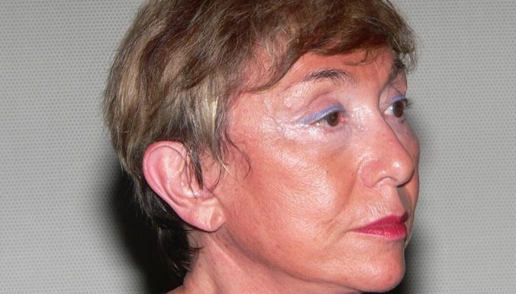 """Julia Kristeva var Midttuns første intervjuobjekt. (Foto: Wikipedia)."""
