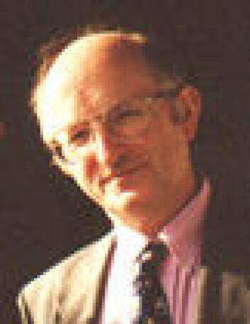 """Historieprofessor Torgrim Titlestad."""