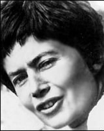 """""""De fleste snakker pent om Luce Irigaray og har latt seg inspirere av henne. (Foto: Wikipedia)."""""""