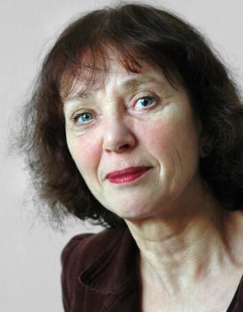 """""""Ruth E Vatvedt Fjeld (Foto: Universitetet i Oslo)"""""""