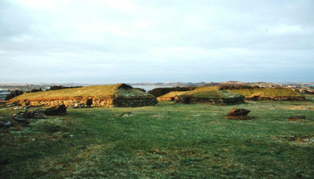 Hvordan var Norge før vikingene?