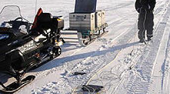 Undersøker CO2-lagring på Svalbard