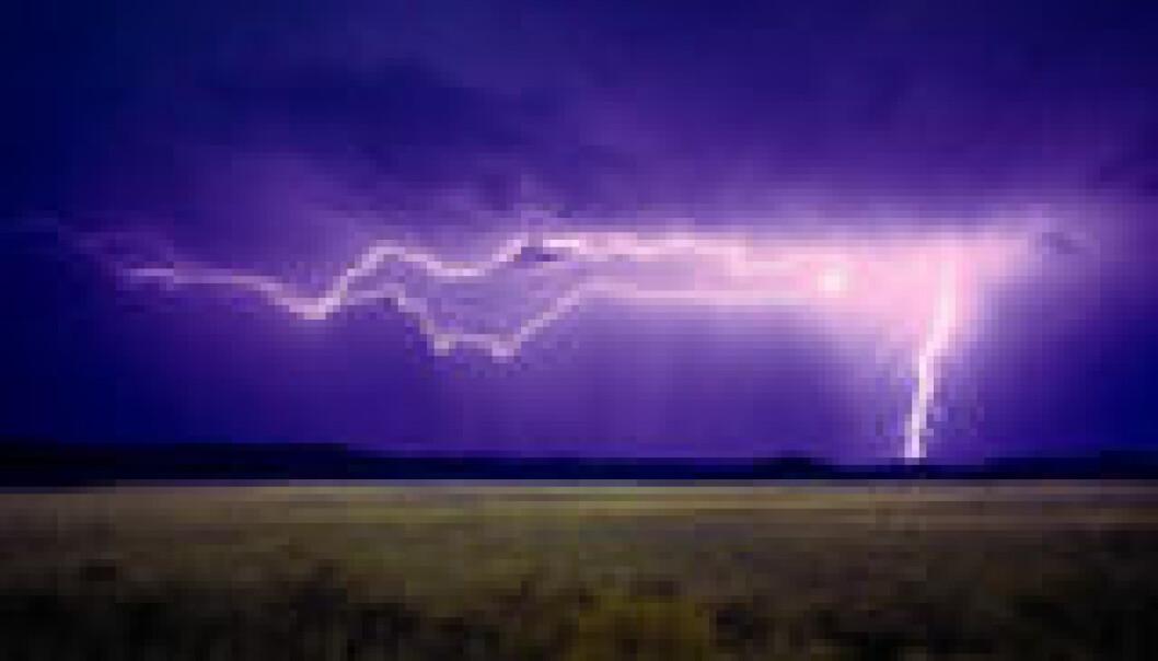 Hva er lyn og torden?