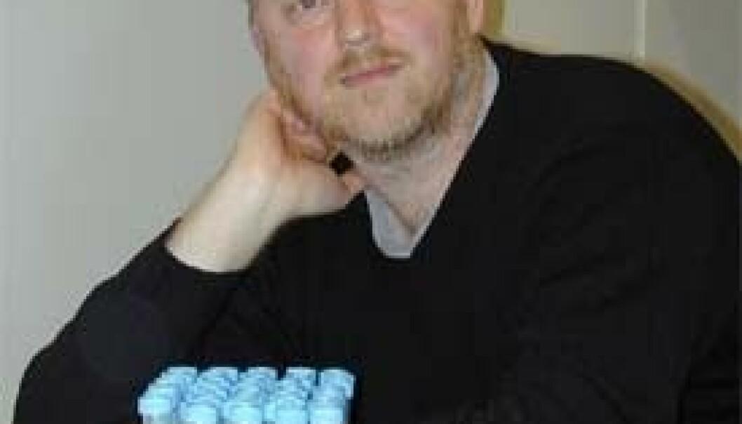 """Professor Stefan Samuelsson"""