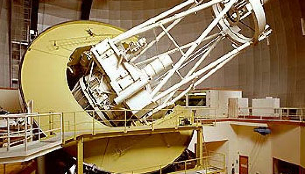 """Anglo-Australian Telescope (AAT)."""