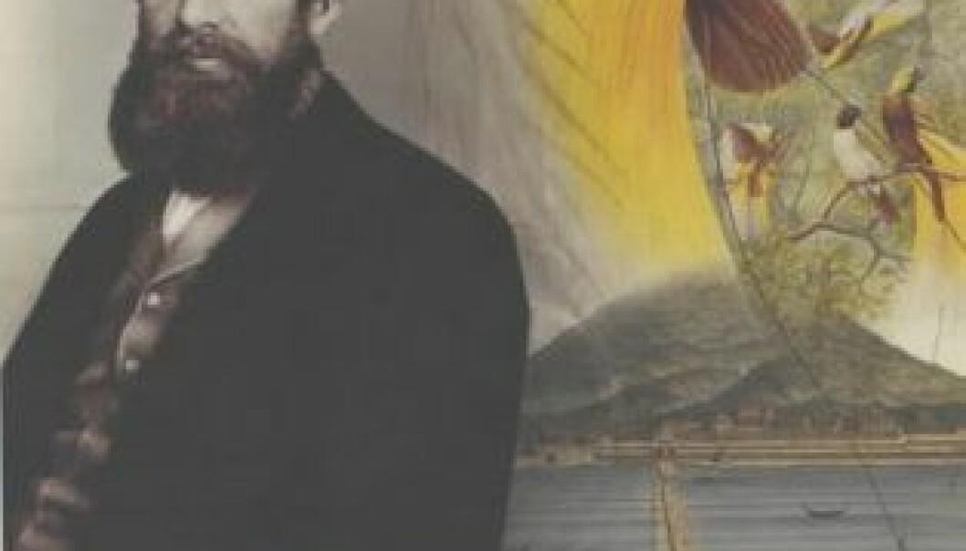 Spiritisten som grunnla moderne biologi