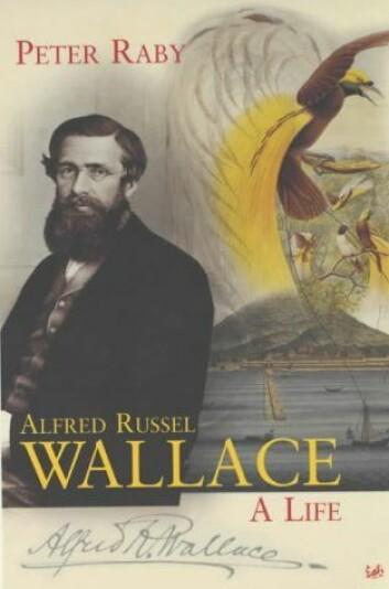 """Peter Rabys Wallace-biografi kom som paper back i mars"""