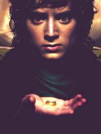 """""""Det ser ikke ut som Frodo mener en stjerne skinte på hans møte med ringen."""""""