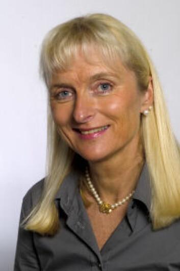 """""""Eva Langeland har forsket på samtalegrupper og livskvalitet for personer med psykiske helseproblemer. (Foto: Jan R. Lothe)"""""""