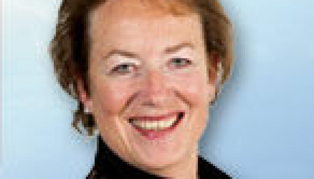"""""""BI-professor Heidi Høivik er en av Norges fremste eksperter på varsling."""""""