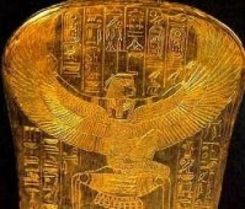 """""""Den egyptiske gudinnen Isis."""""""