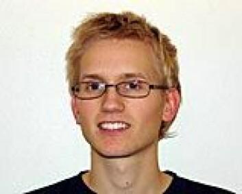 """""""Even Børhaug er stipendiat ved Institutt for teknisk kybernetikk. (Foto: NTNU)"""""""