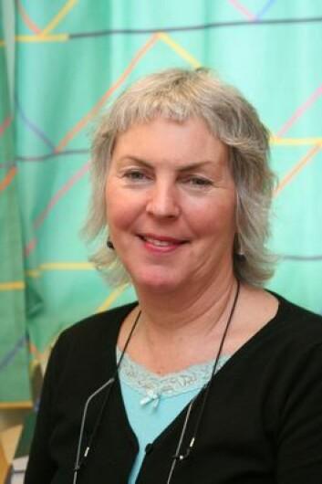 """""""Anne Kate Jenssen ved Høgskolen i Vestfold"""""""