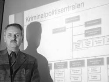 """""""Fantasi og kreativitet er viktige egenskaper for en etterforsker, sier Terje Kjeldsen ved Kripos. Foto: Anne-Lise Aakervik"""""""