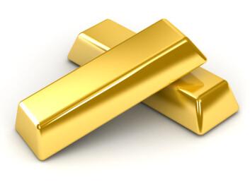 Gull er et grunnstoff. Det er bare satt sammen av gullatomer. (Foto: colourbox)
