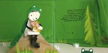 Kurt Johannessen og Øyvind Torseter: Eg er ein frosk (2010), Omnipax