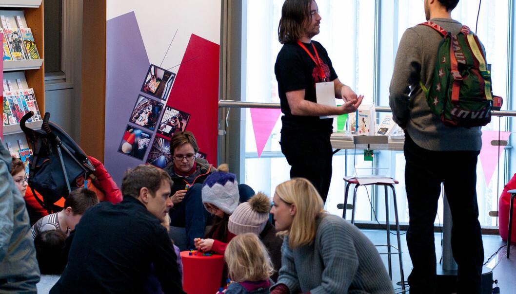 Realfagsrekruttering på Maker Faire Oslo