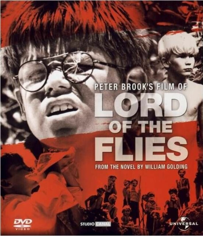 Fra filmen Lord of the Flies, regi Peter Brook, Two Arts Productions (1963) (Foto: Two Arts Productions)