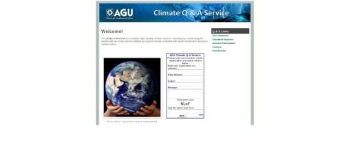 Et klimaorakel for å kjøle vårt globalt oppvarmede klima-klima