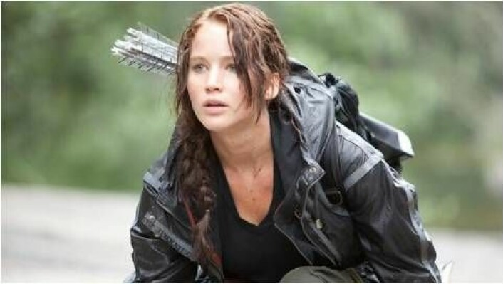 Jennifer Lawrence i den kommende filmen The Hunger Games (2012) (Foto: Lionsgate)