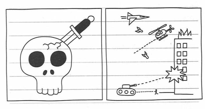 Kinney: En pingles dagbok. Roderick ruler (Foto: Gyldendal/Jeff Kinney)