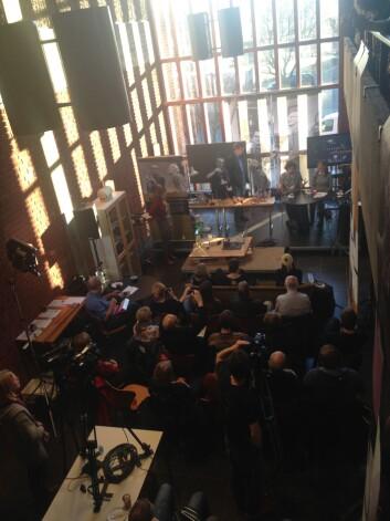 Abels tårn, Realfagsbiblioteket. (Foto: Live Kvale)