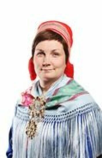 Sametingspresident Aili Keskitalo Foto: Sametinget