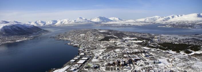 (Foto: © UiT Noregs arktiske universitet)