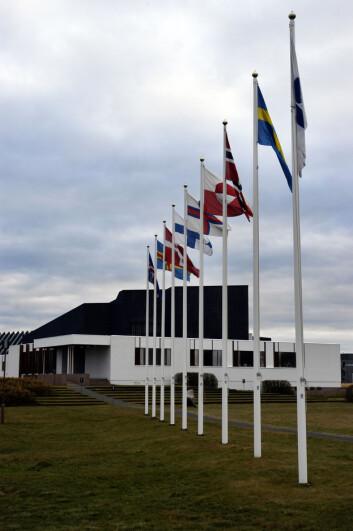 Nordens hus i Reykjavík. Foto: (Foto: Nordisk råd)