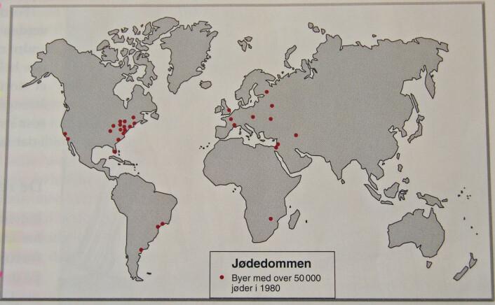 Fra Logos, s. 55. Cappelen 1992. (Foto: Cappelen 1992.)