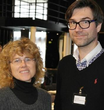 Forfatterne Kari Aamodt Espegren og Arne Lind ved Institutt for energiteknikk (IFE) er også henholdsvis leder og arbeidspakkeleder av forskningsområdet «Energisystemer og markeder» i CenSES. (Foto: Claude R. Olsen)