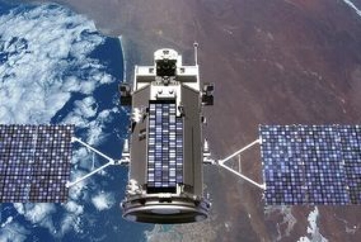 Uffda - NASAs Glory plasket ned i havet i stedet for å komme opp i bane rundt Jorda.
