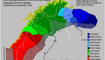 Pitesamisk – eit forsvinnande lite språk i Skandinavia