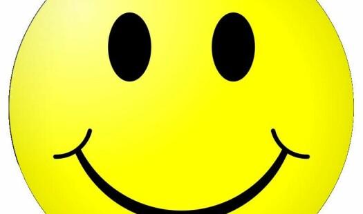 Smilefjeset som symbol