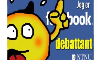 Facebook-debattantene