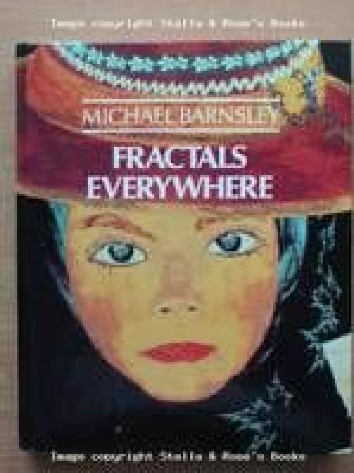 """Michael Barnsley ga ut boken """"Fractals Everywhere"""" og startet firma på basis av sitt teorem."""