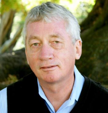 Frans de Waal (Foto: UiO)