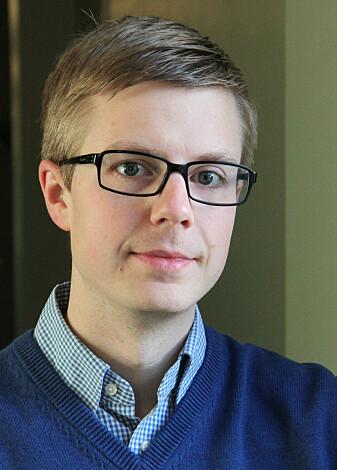 «Ei litta» varsler hunkjønnets død i norsk grammatikk, tror professor Terje Lohndal ved NTNU. (Foto: Mentz Indregaard/NTNU)