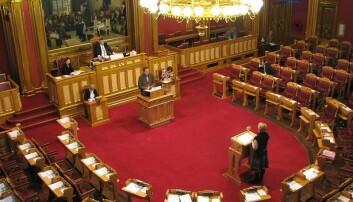 Ved valget i 2013 ble tre representanter med ikke-vestlig bakgrunn fast innvalgt på Stortinget. (Foto: Røed/Wikimedia Creative Commons)
