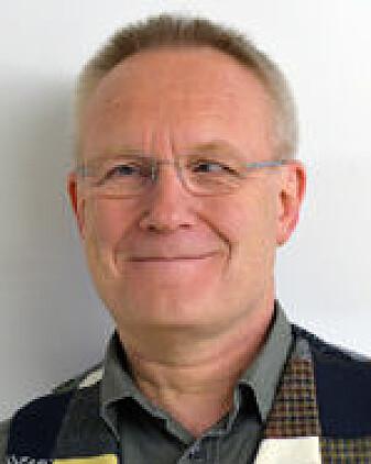 Arne Backer Grønningsæter. (Foto: Fafo)