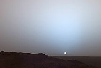 Mysteriene på Mars