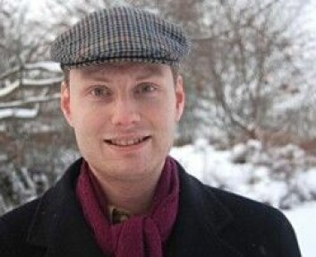 Fredrik Charpentier Ljungqvist er både historiker og klimaforsker ved Stockholms universitet. Han har interessert seg spesielt for vulkaneksplosjonene han mener må ha funnet sted årene 536 og 540. Ljungqvist har nylig gitt ut en populærvitenskapelig bok om hvordan mennesker opp gjennom historien er blitt påvirket av klimaet. (Foto: Privat)