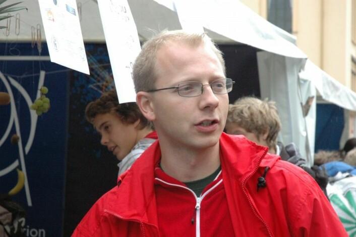 Bjørn Samset publiserte ingenting i løpet av fire år som postdok. (Foto: Mari Brenli)