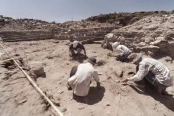 Det er veldig sjelden arkeologene finner bronse når de graver på boplasser fra bronsealderen. De finner først og fremst flint og keramikk. (Foto: Openfinal / Shutterstock / NTB scanpix)