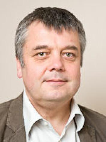 Dag Undlien er avdelingsleder ved avdeling for medisinsk genetikk, Oslo Universitetssykehus. (Foto: OUS)