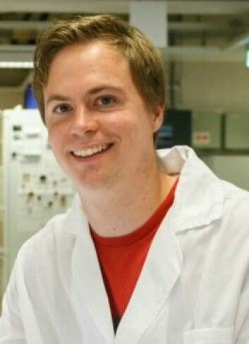 Erik Kjærner-Semb er forsker ved Havforskningsinstituttet. (Foto: Erlend Astad Lorentzen / Havforskningsinstituttet)